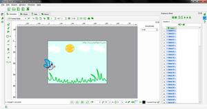 Tupi (software) - Image: Screenshot of Tupi