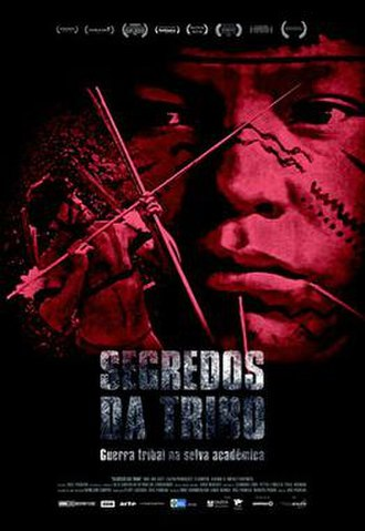 Secrets of the Tribe - Image: Secrets of the Tribe Movie Poster