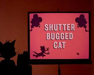 Shutter Bugged Cat - Title Card