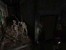 Silent Hill Room  Free Online Game