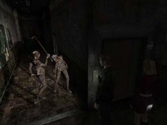 Silent Hill 2 - Image: Silent Hill 2 gameplay