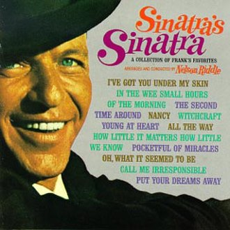Sinatra's Sinatra - Image: Sinatrassinatra