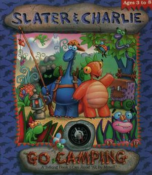 Slater & Charlie Go Camping - Cover art
