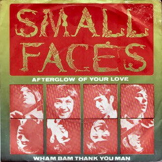 Afterglow of Your Love - Image: Small Faces Afterglow 2