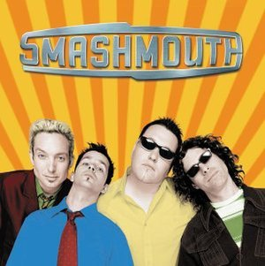 Smash Mouth (album) - Image: Smash Mouth Album