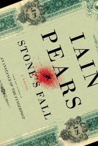 Stone's Fall - First edition cover