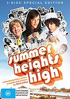 Summer Heights High: Special Edition DVD cover