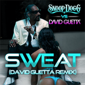 Wet (Snoop Dogg song) - Image: Sweat (Official Single Cover) by Snoop Dogg and David Guetta