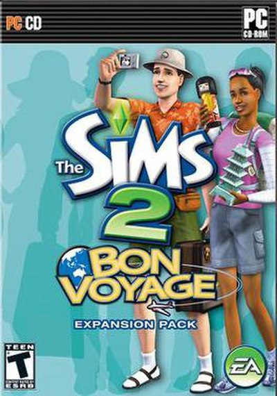Picture of a game: The Sims 2: Bon Voyage
