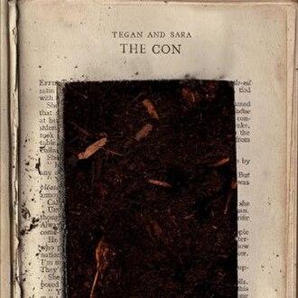 The Con (album) - Image: Tegan and Sara The Con cover