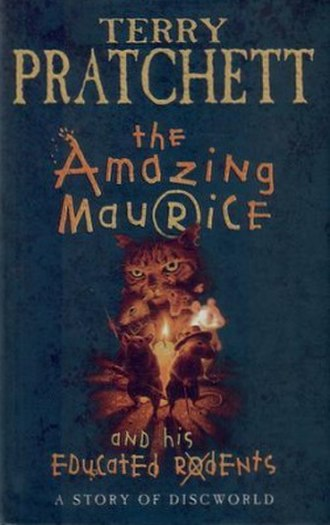 The Amazing Maurice and His Educated Rodents - Image: The amazing maurice and his educated rodents 1