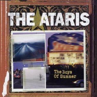 The Boys of Summer (song) - Image: The Ataris The Boys of Summer cover