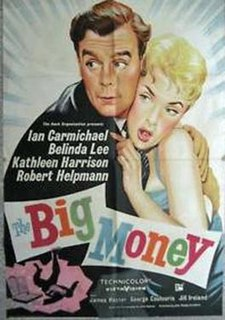<i>The Big Money</i> (film) 1958 film