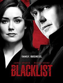View The Blacklist - Season 5 (2017) TV Series poster on Ganool