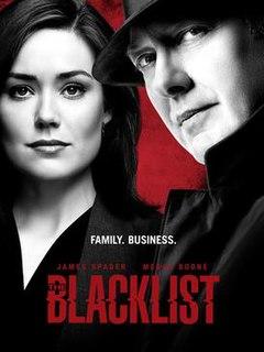 <i>The Blacklist</i> (season 5) season of television series