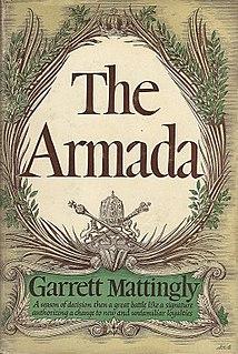 <i>The Armada</i> (book) book by Garrett Mattingly