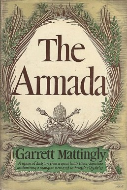 The Defeat of the Spanish Armada book cover