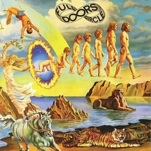 Full Circle (The Doors album) - Image: The Doors Full Circle