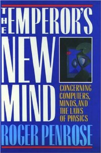 The Emperor's New Mind - Cover of the first edition
