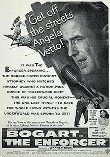 <i>The Enforcer</i> (1951 film) 1951 film by Bretaigne Windust