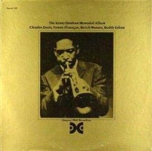 The Kenny Dorham Memorial Album - Image: The Kenny Dorham Memorial Album