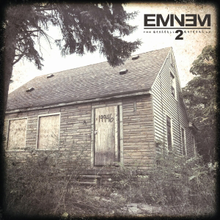 Eminem – The Marshall Mathers LP 2 MMLP2 Album Leak stream free download