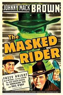 <i>The Masked Rider</i> (1941 film)