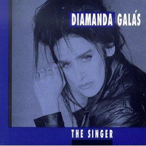 The Singer (Diamanda Galás album) - Image: The Singer