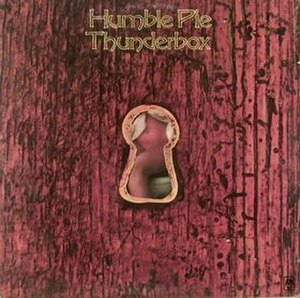 Thunderbox (album) - Image: Thunderbox Humble Pie