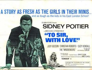 <i>To Sir, with Love</i> 1966 film by James Clavell