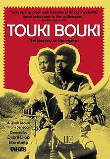 <i>Touki Bouki</i> 1973 film by Djibril Diop Mambéty
