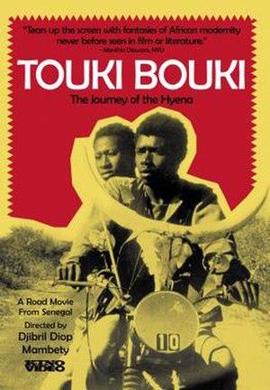 Touki Bouki - Image: Touki Bouki cover