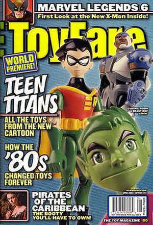 ToyFare - Image: Toyfare 80
