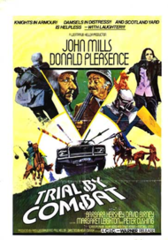 Trial by Combat (film) Theatrical Poster.png