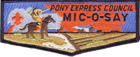Tribe of Mic-O-Say (Pony Express Council).png