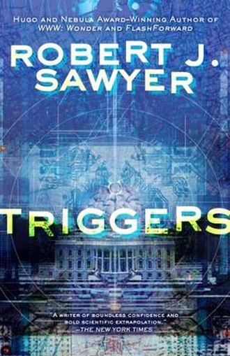 Triggers (novel) - First edition cover