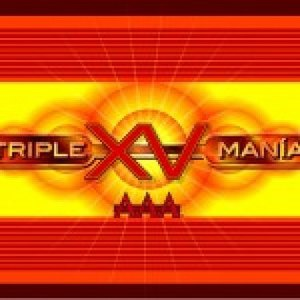 Triplemanía XV - The official Triplemanía XV logo