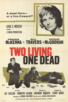 Two Living, One Dead (1961) poster.jpg