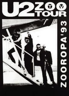 Concert tour by U2