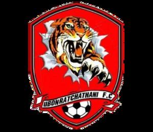Ubon Ratchathani F.C. - Image: Ubon Ratchathani FC 2017