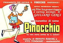 film pinocchio 1972