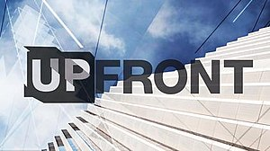 UpFront - Title card