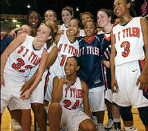 University of Texas at Tyler - UT Tyler Women's Basketball Team
