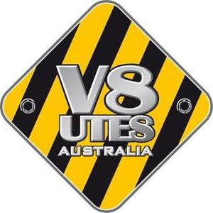 V8 Ute Racing Series - Image: V8 ute logo