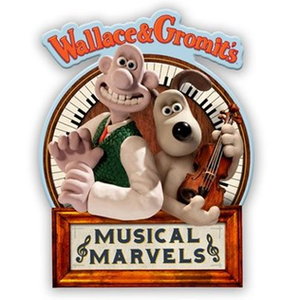 Wallace & Gromit's Musical Marvels - Image: Wallace & Gromit's Musical Marvels logo