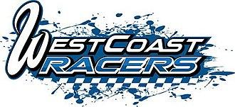 West Coast Racers - Image: West Coast Racers logo