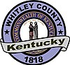 Official seal of Whitley County