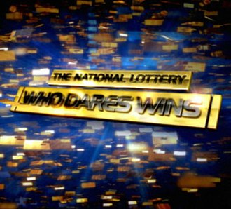 Who Dares Wins (UK game show) - Image: Who Dares Wins BBC