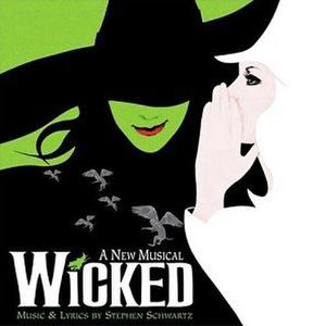 Wicked (musical album) - Image: Wicked Cast Recording