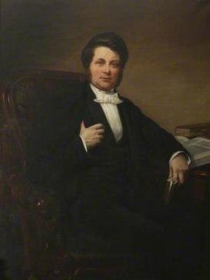 William Brock (pastor) - William Brock